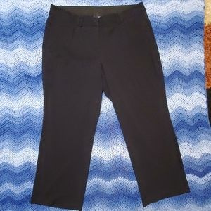 Lane Bryant Black Pants